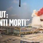 """Esplosioni a Beirut, un'italiana a Fanpage: """"Ci sono tantissimi morti e c'è distruzione ovunque"""""""