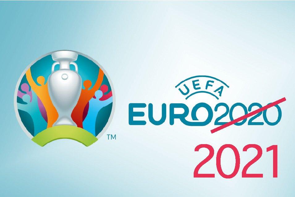 Campionati Calcio Europei EURO 2021 calendario