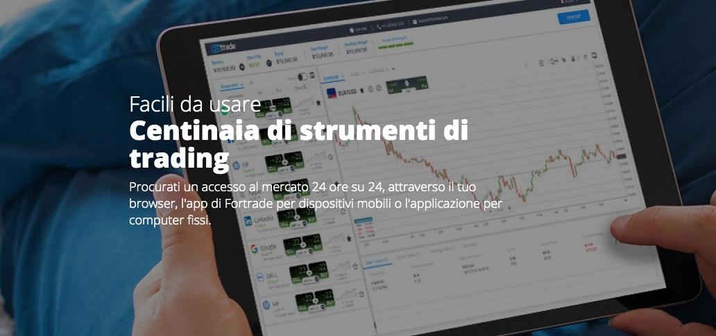 Fortrade migliore piattaforma di Trading Online innovativa e sicura