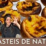 PASTEIS DE NATA 🇵🇹 Ricetta portoghese | Ricette dal mondo